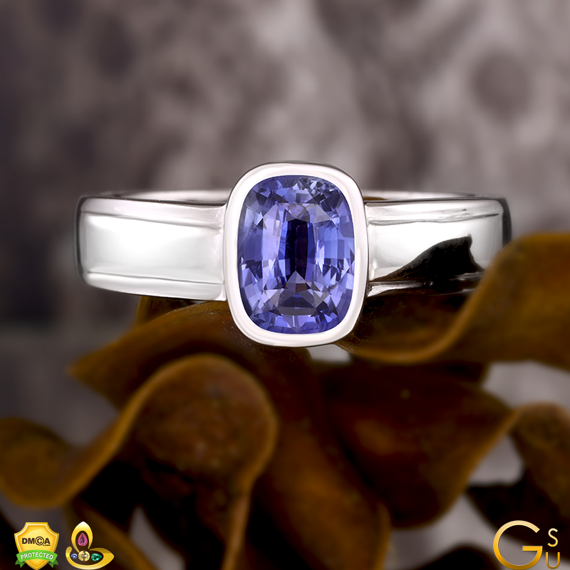 Fine Unheated Jyotish Sapphire from the Gemstoneuniverse collection of Fine Gemstones