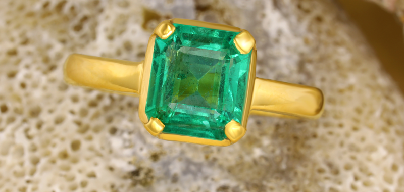 Are Emeralds more rarer and expensive than Diamonds?