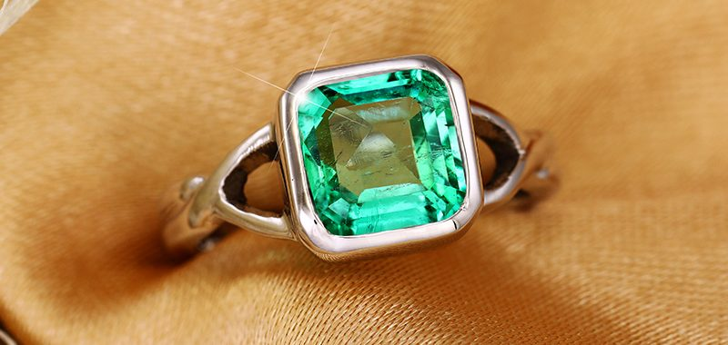 How to keep your Emerald looking it's very best and astrologically effective?