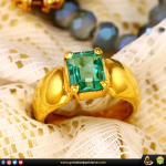 What causes Colour in Emeralds? Are you wearing an Emerald or a Beryl Sample?