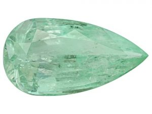 Green Beryl Sold as Emerald in Indian Markets