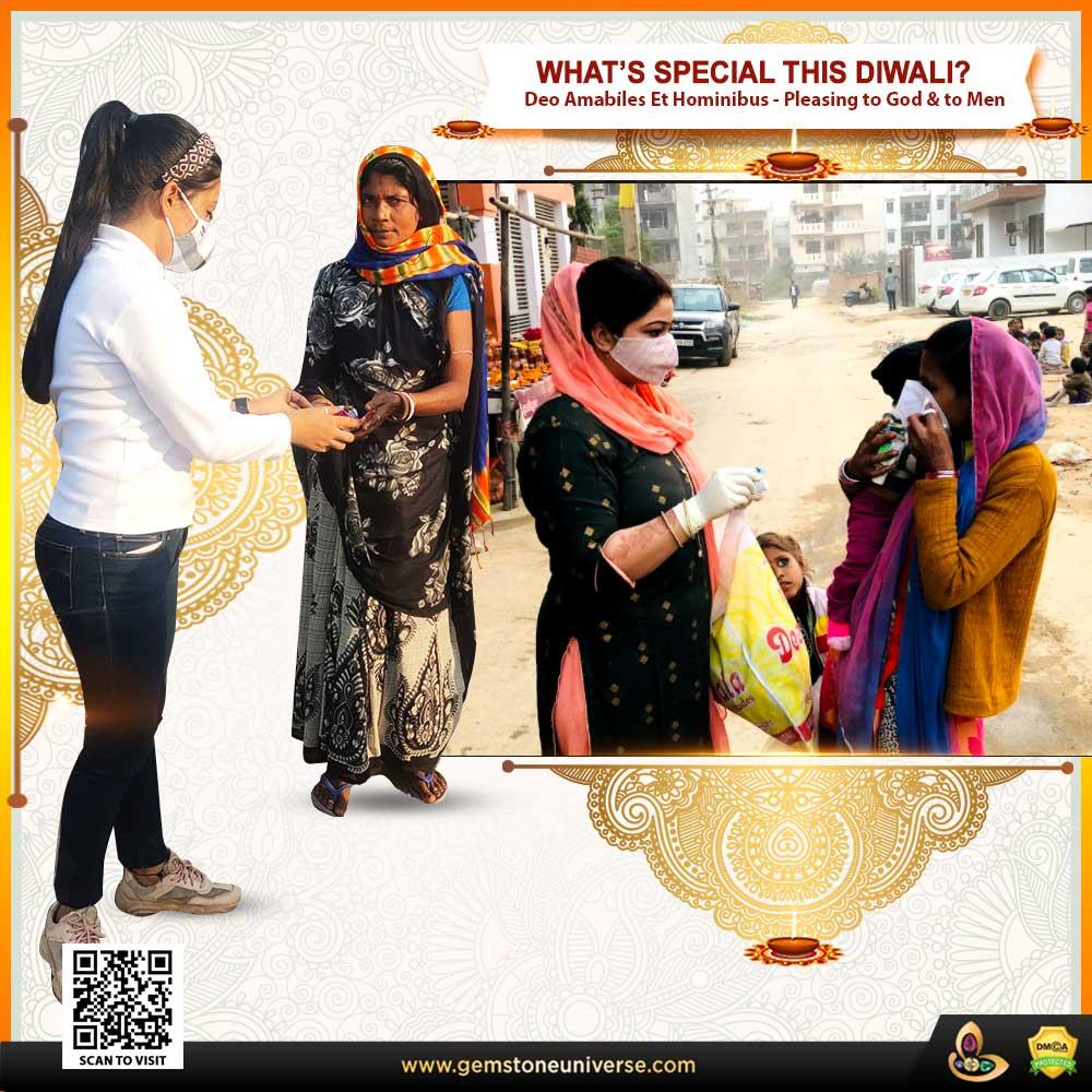 Diwali 2020: Fight against Covid-19