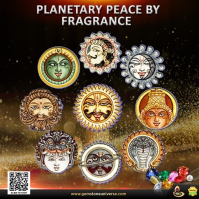 Bring Planetary Peace with Fragrances