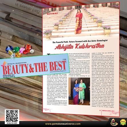 https://www.gemstoneuniverse.com/gemstoneuniverse-Abhijita-Kulshrestha-features-on-Beauty-The-Best-Magazine-cover.html