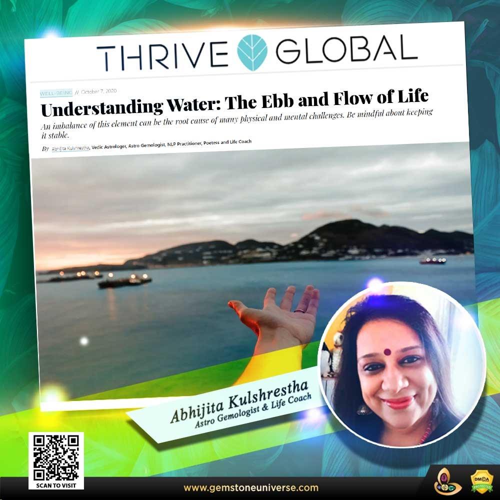 Understanding Water: The Ebb and Flow of Life by Abhijita Kulshrestha