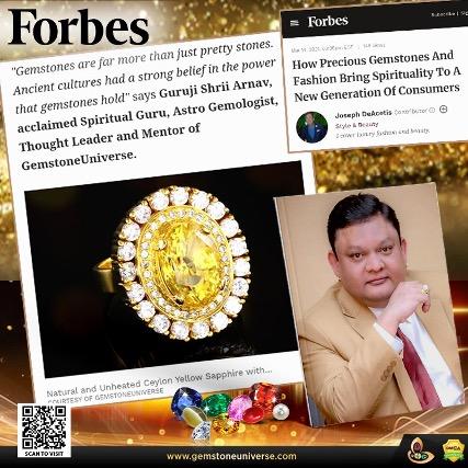https://www.gemstoneuniverse.com/Guruji-Shrii-Arnav-Gemstoneuniverse-gets-featured-in-Forbes-International.html