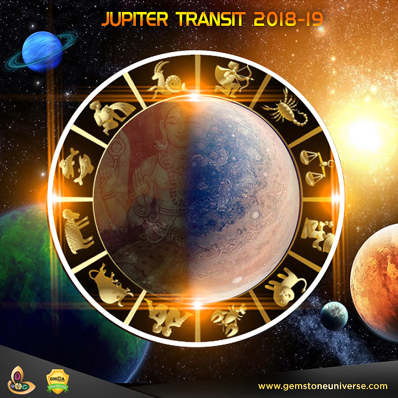 Jupiter Transit in Scorpio - Predictions for all 12 signs for 2018-2019