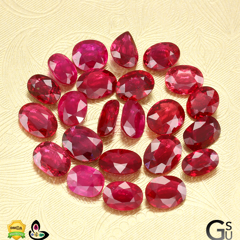 Ruby Gemstone | Manik Stone | Ruby Stone Benefits | Manikya Stone