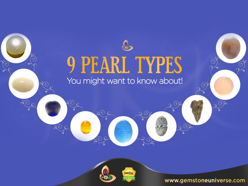About Pearls-The Sacred 9 types of Pearls in Astrology