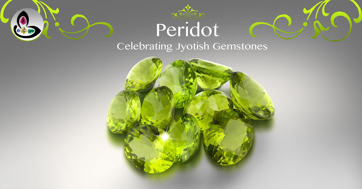 Peridot Gemstone from Arizona