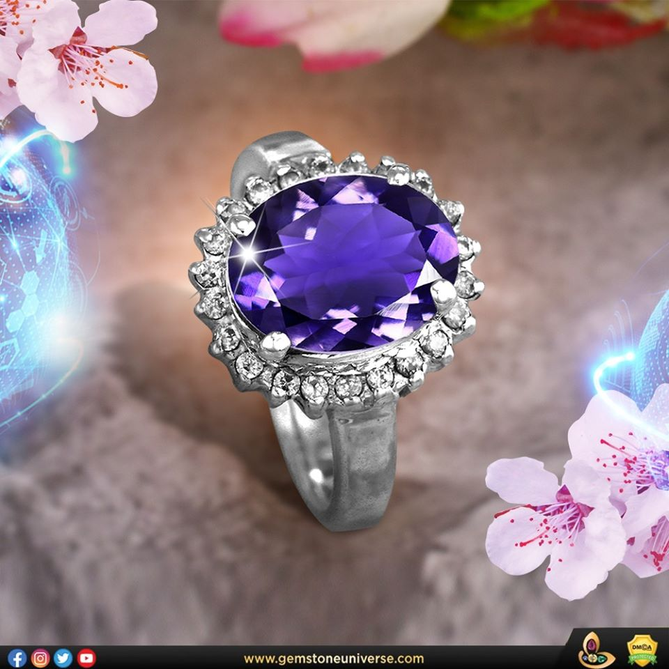 Can you wear multiple Saturn Gemstones for more benefits? - Blue Sapphire (Neelam), Iolite & Amethyst