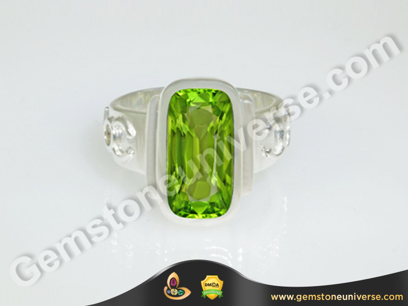 Importance of Cut in Peridot in Peridot Gemstone