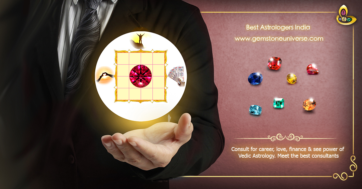 Best Astrologer Gemologists in India & Bangalore
