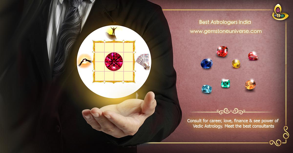 Best Astrologer Gemologists in India & Bangalore