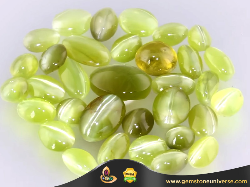 Cat's Eye Chrysoberyl for Ketu & What is Brahmin Cat's Eye