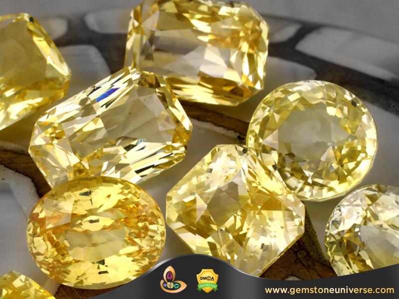 Yellow Sapphire Price
