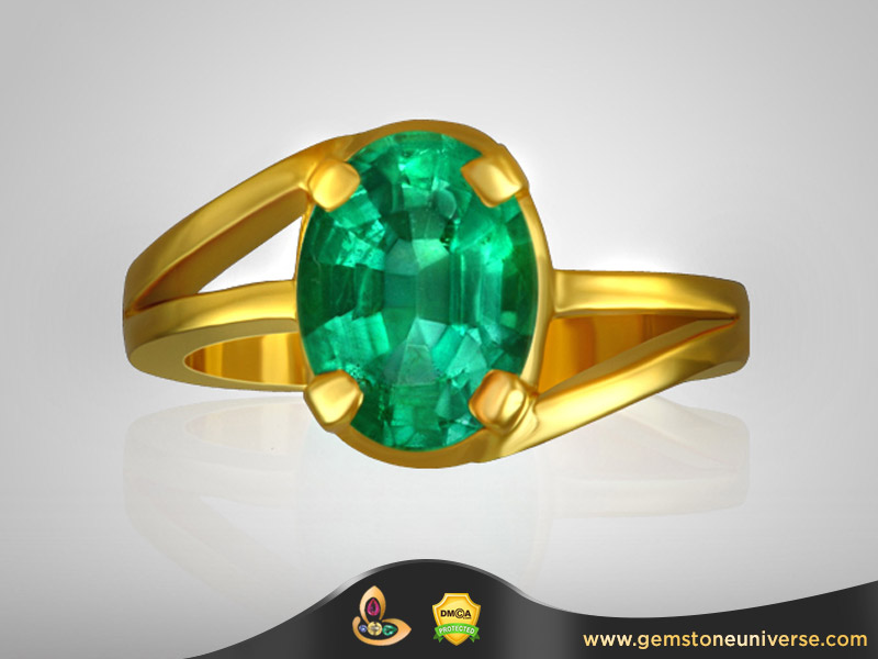 Emerald Gemstone Clarity For Jyotish Purposes