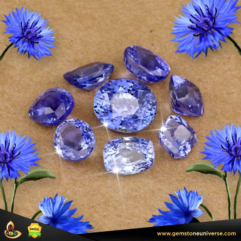 What exactly is the Cornflower Blue Sapphire| Cornflower Blue Color