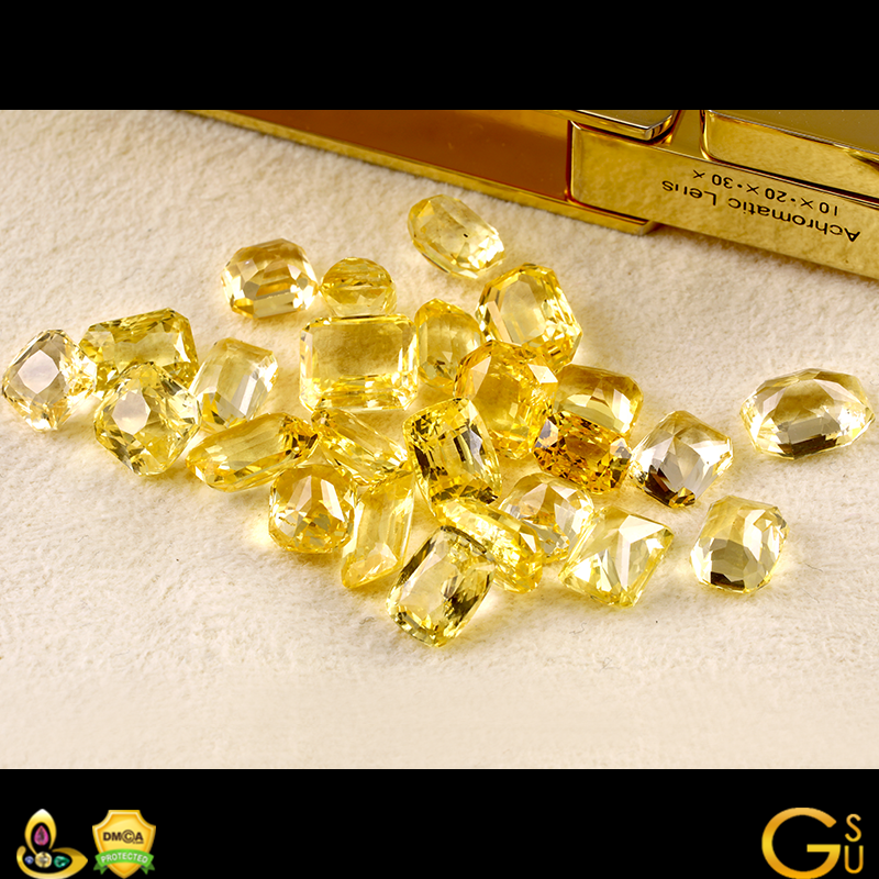 Top Ten Natural Yellow Sapphire Benefits | Yellow Sapphire Astrology Benefits