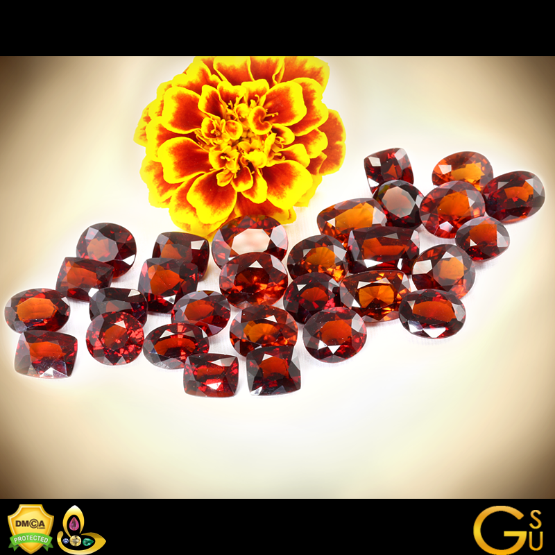 Gomed Stone Benefits, Top Benefits of Hessonite Gemstone