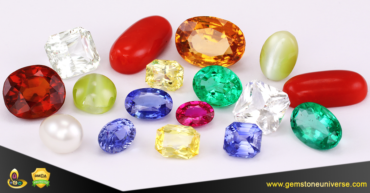 Gemstone benefits and advantages