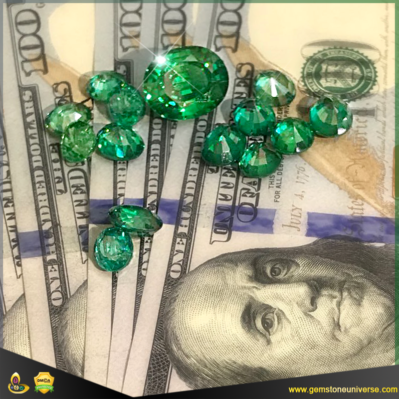 Gemstones for Money Luck| Gemstones for attracting wealth and financial prosperity