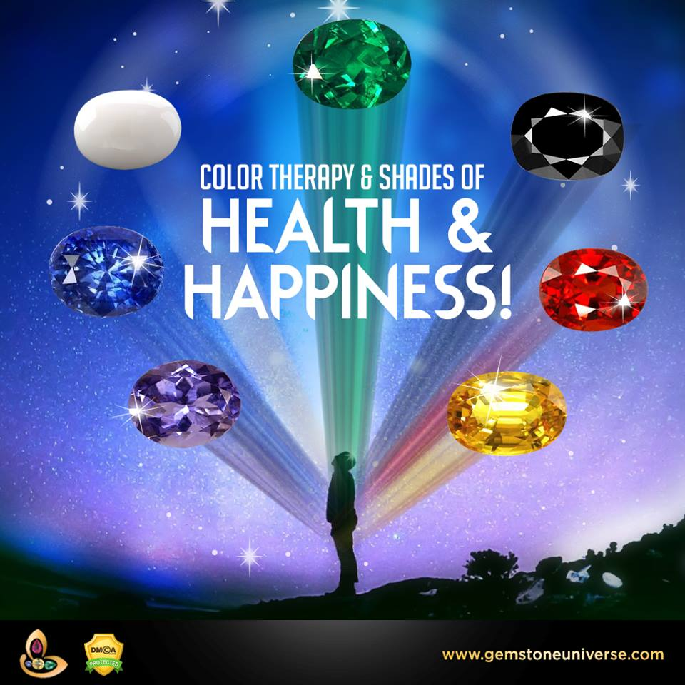 Gemstone Color Therapy | Healing Gemstones and Color Therapy