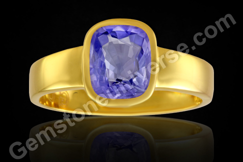 Indraneelam Stone| Violet Blue Sapphire Gemstone| Benefits & Uses