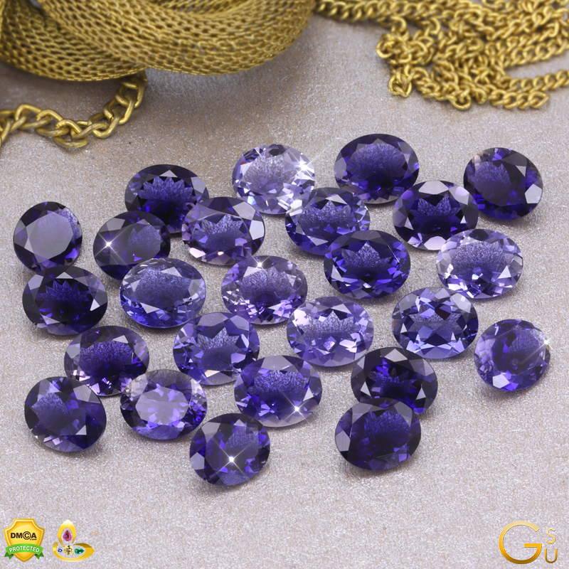 Iolite Gemstone Top Ten Benefits | Kaka Nili Gemstone Healing