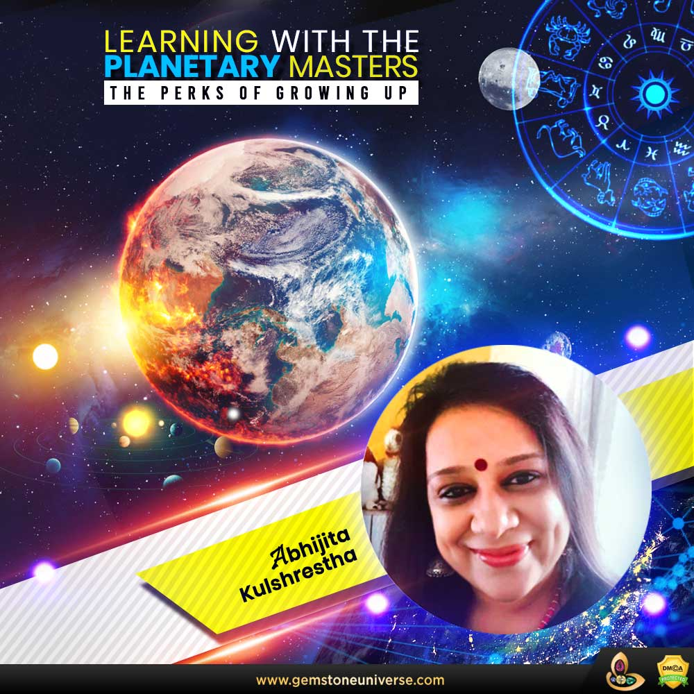 Learning With the Planetary Masters – Saturn,Rahu,Ketu & Mars