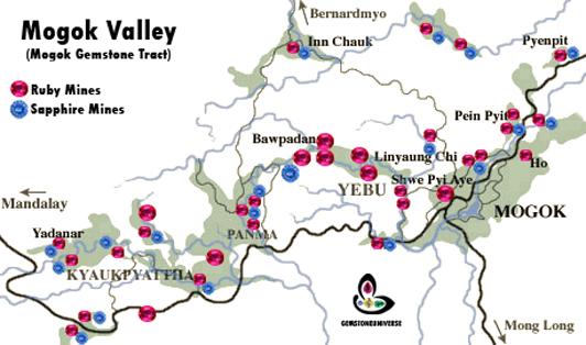 Burma Sapphires| Burma Sapphire Gemstones-Valley of Gems