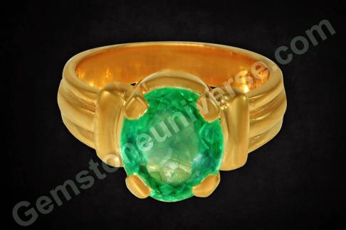 Emerald Stone Price per carat | Hierarchy of 4c's in Emerald Price assessment