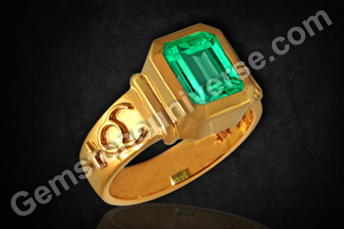 What are the Sacred Colors in Jyotish Gemstone Emerald
