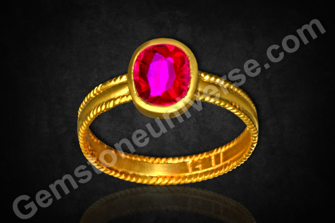 Ruby Stone for Leaders | Sunil Mittal Ruby Gemstone | Ruby Stone Astrology