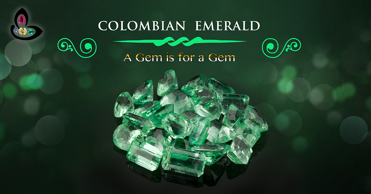 Buy Colombian Emerald online in India