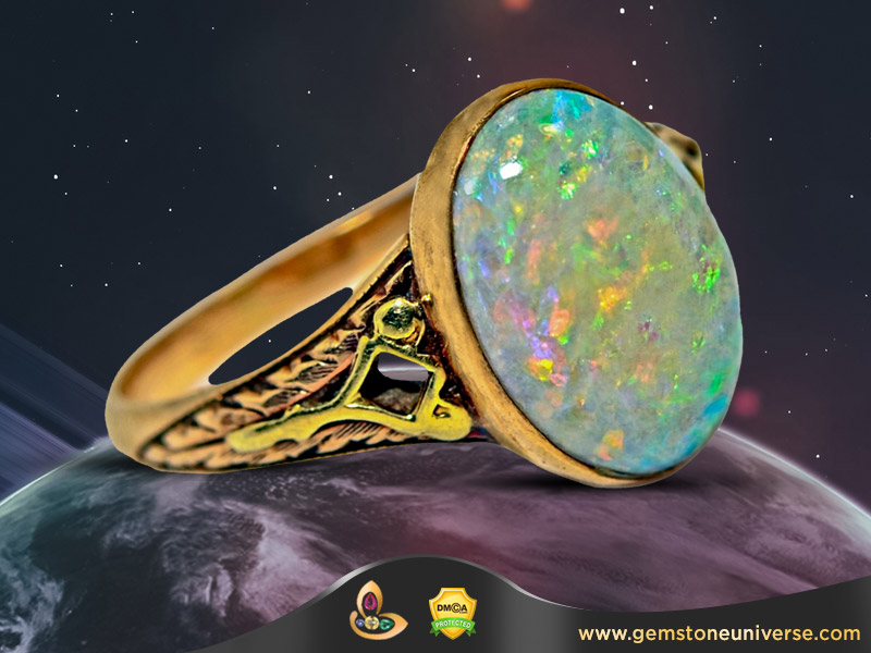 All About Opal Gemstone and Opal Astrology