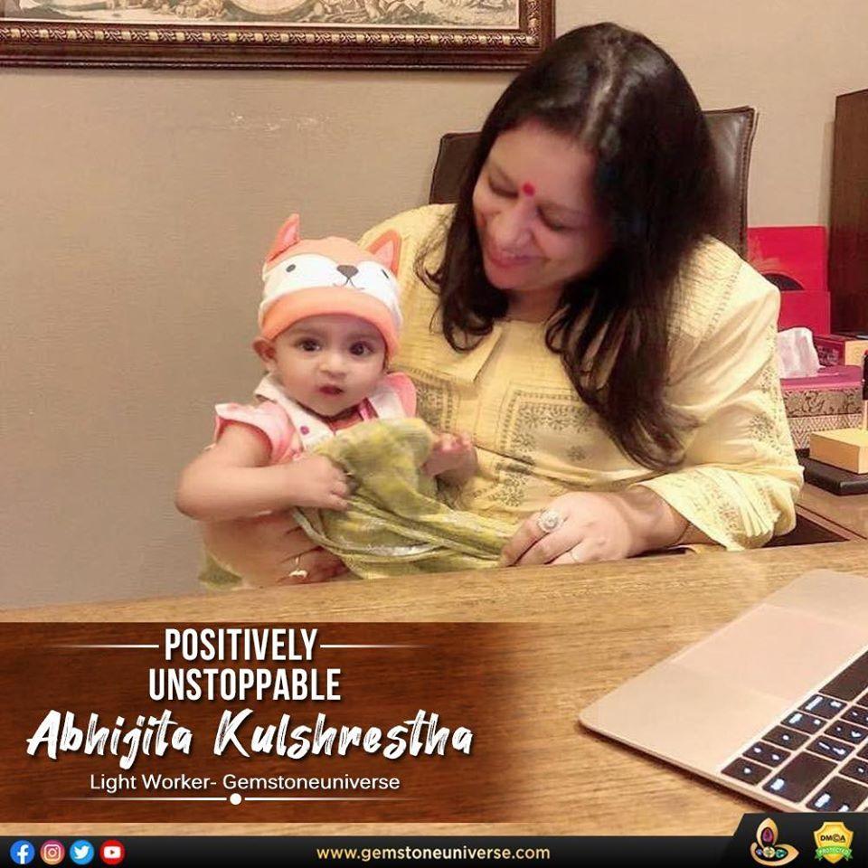 Gemstoneuniverse Celebrating Unsung Heroes - Abhijita Kulshrestha