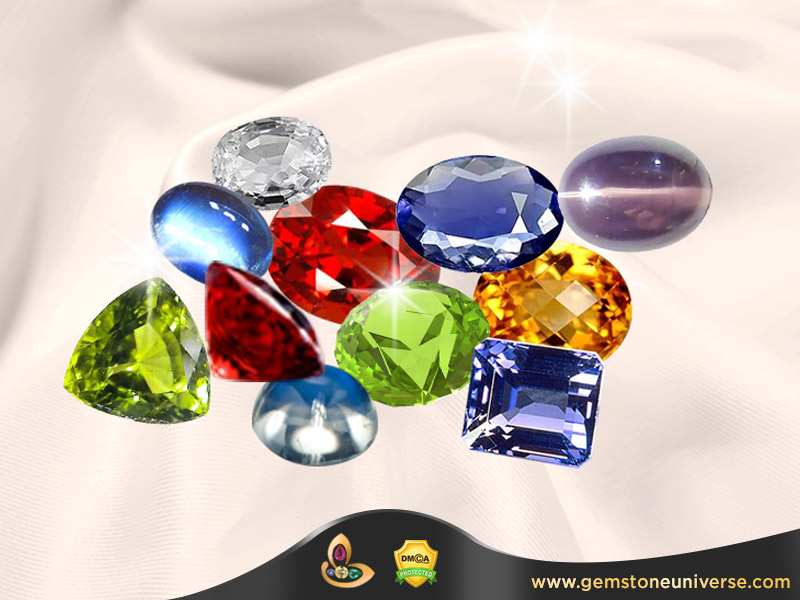 What Are Upratnas or Semi-Precious Gemstones