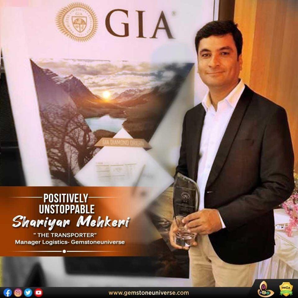 Gemstoneuniverse Celebrating Unsung Heroes – Shariyar Mehkeri