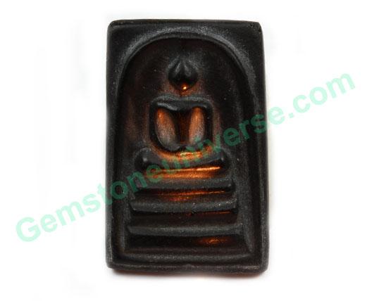 Tektite Buddha A fragment of the cosmos chiseled to perfection | Tektite Metaphysical properties | Tektite Uses