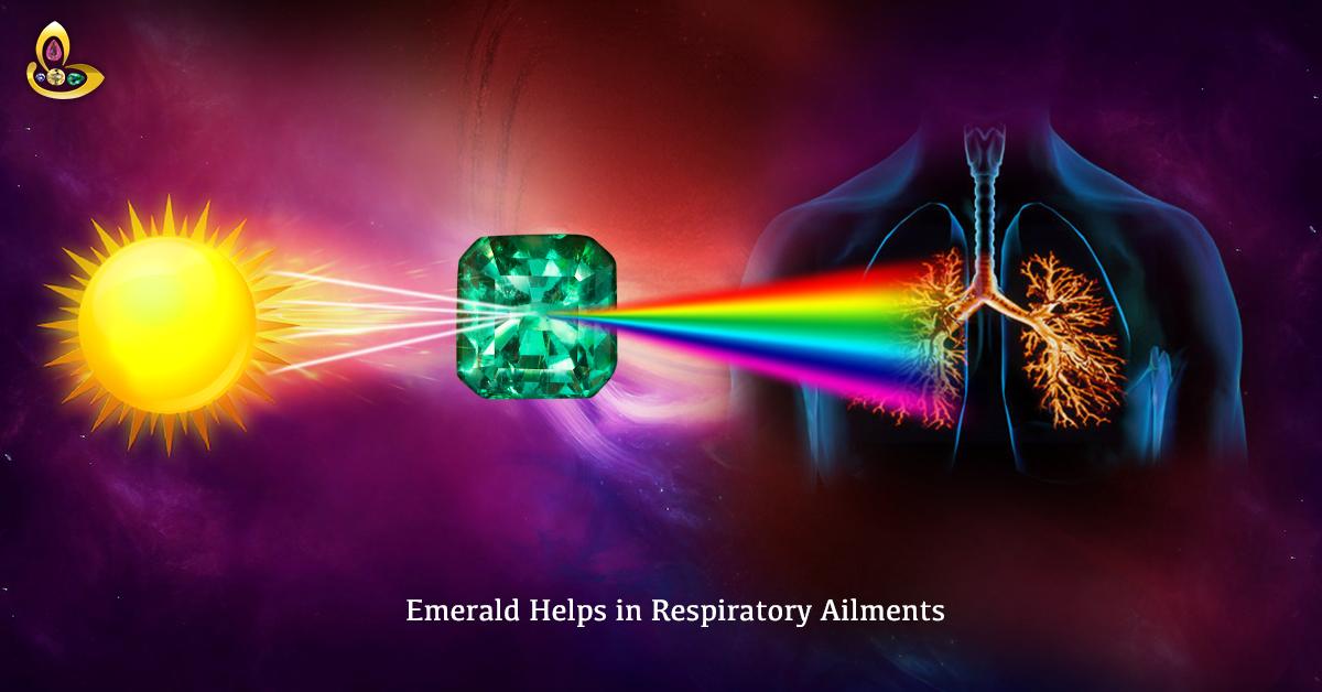 Healing Diseases like Bronchitis & Asthma with Gemstones