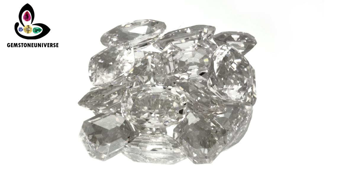 White Sapphire Benefits | White Pukhraj | White Sapphire Stone