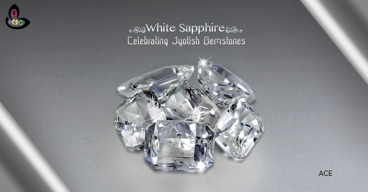 Are you sure you are really buying a White Sapphire & Not a tinted Sapphire