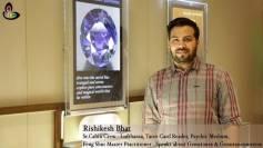 Mr.Rishikesh Bhat - Senior Cabin Crew - Lufthansa