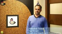 Mr. Abhishek Tomar - Yoga Therapist