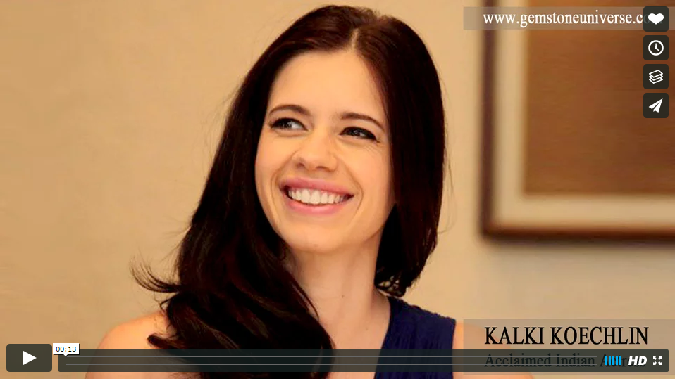 Kalki Koechlin-Internationally Acclaimed National Award Winner Actress