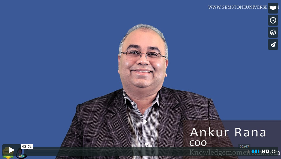 Ankur Rana-COO Knowledgemomentum.com