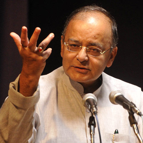 Arun Jaitley Minister Finance