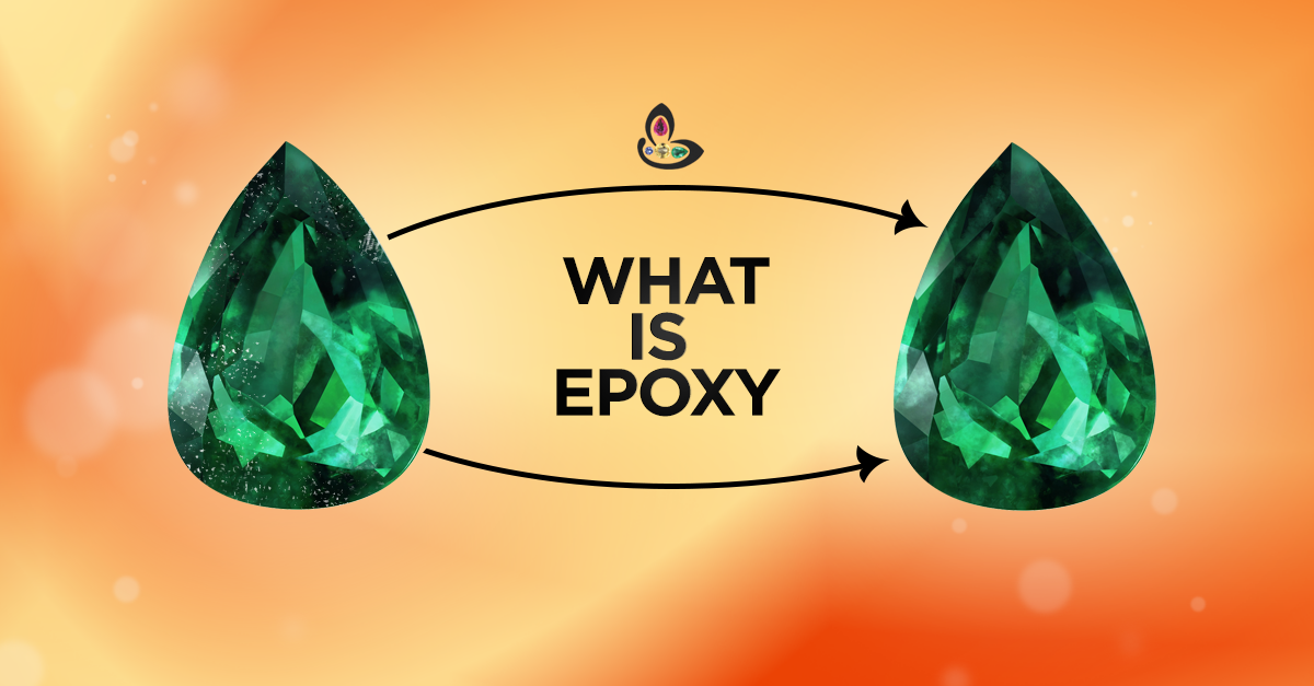 Epoxy Should be avoided in Emeralds for Jyotish Purposes