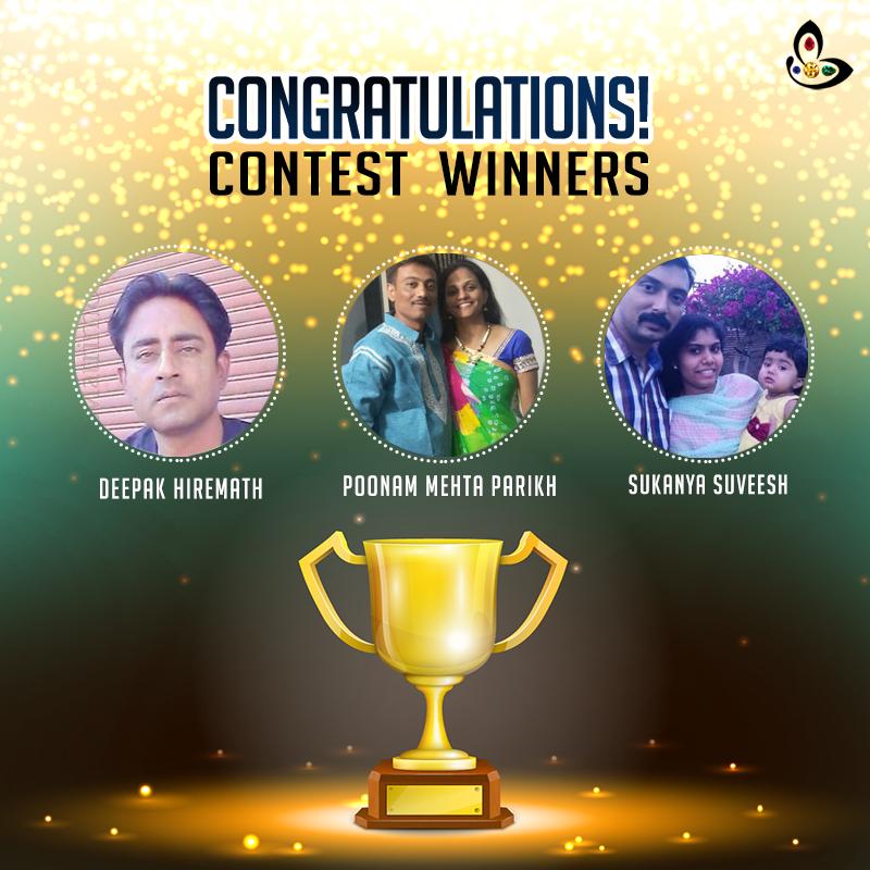 Gemstoneuniverse Facebook Contest Winners